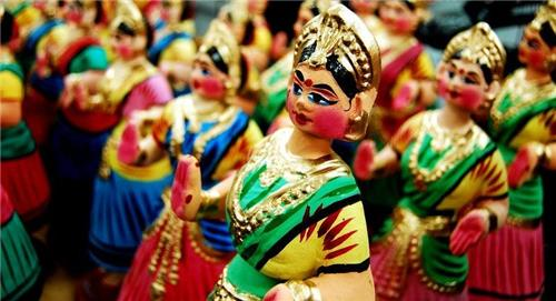 Thanjavur Doll