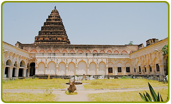 Historical Trail Through Tanjore