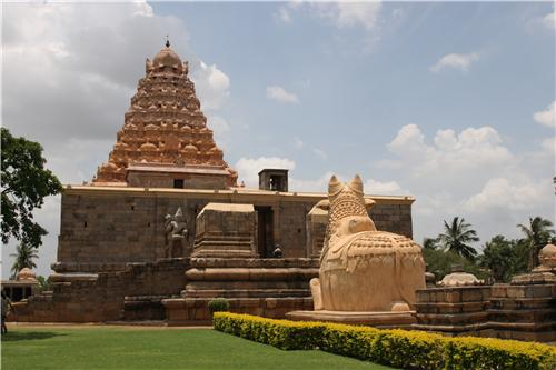 Temples in Thanjavur