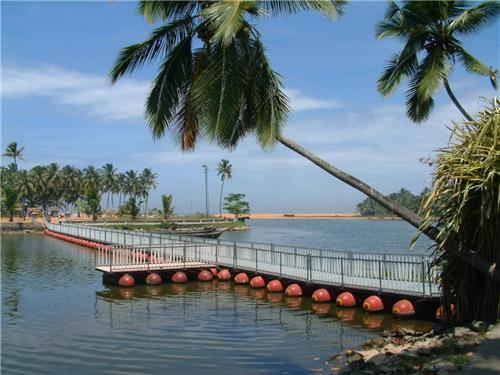 Velli Tourist Village in Thiruvananthpuram