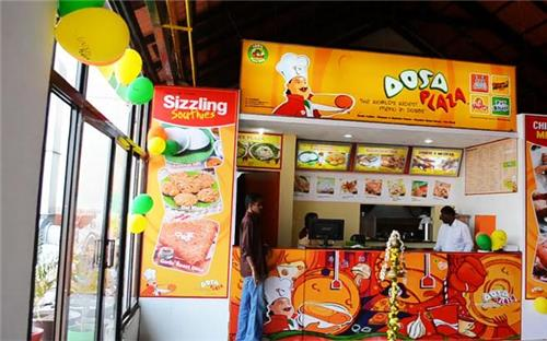 Top Veg Restaurants in Thiruvananthapuram