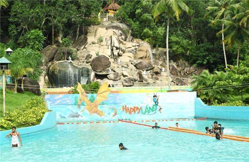 Happy Land Water Park Trivandrum