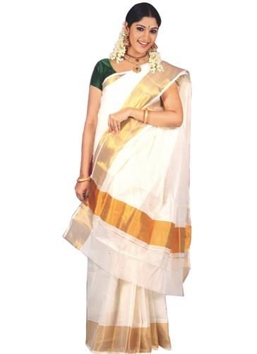 Kasavu sari trivandrum