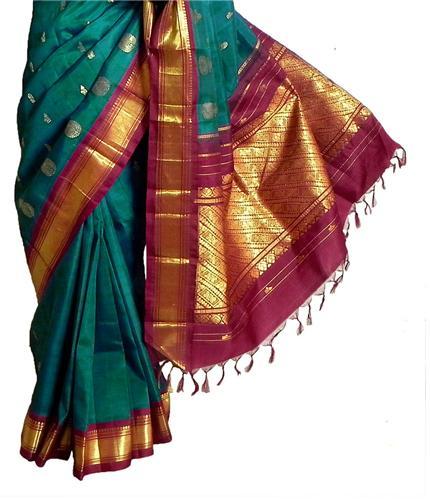 saree shopping in Trivandrum