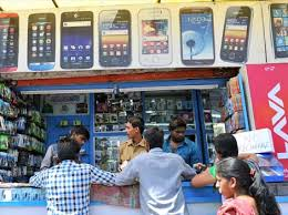 Mobile-shops