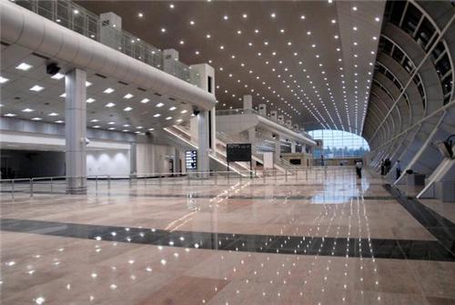 Terminal 3 at Trivandrum International Airport