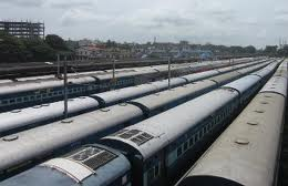 Trains from Trivandrum Central