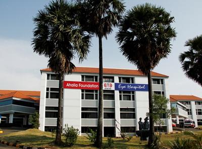 Eye care hospitals in Thiruvananthapuram