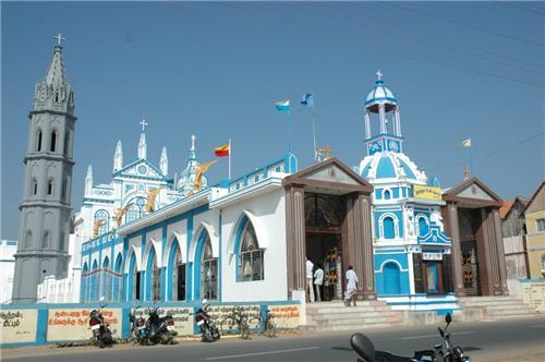 Churches in Thoothukudi