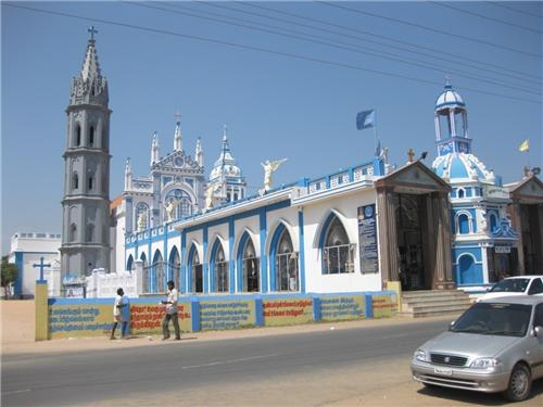 Paniya Matha Church