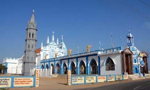 Religious Places in Thoothukudi