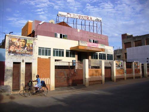 Cinema Halls in Thoothukudi
