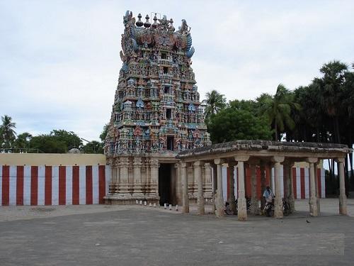 Thiru Varagunamangai Perumal Temple