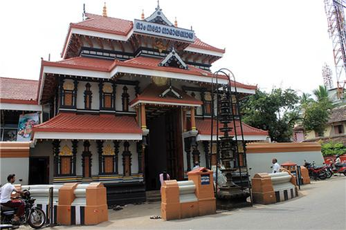 Thiruvambadi temple in thrissur