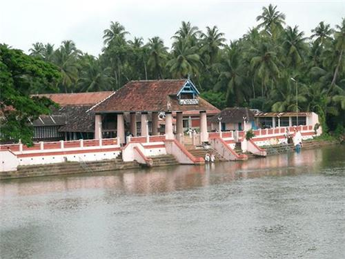 View of Rama Swami Temple