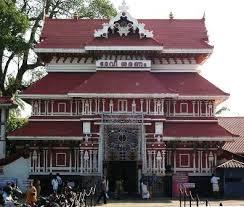 Paramekavu Bhagavathy Temple in Thrissur