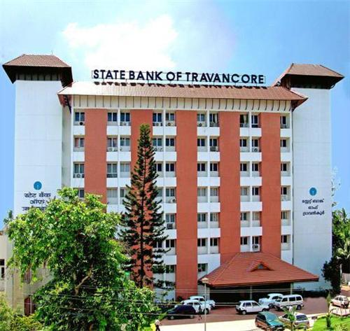 State Bank Of Travancore Branches in Thrissur