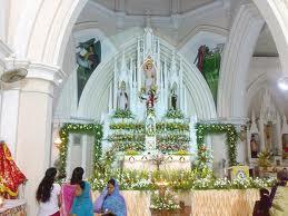 St Sebastian Church in Thrissur