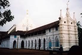 St Thomas Church in Thrissur