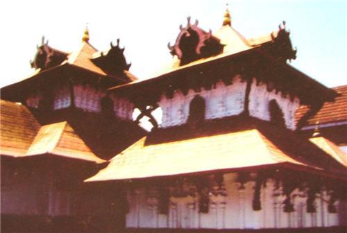Vilwadrinatha Temple in Thrissur