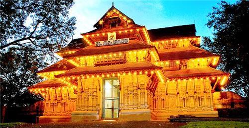 Vadakunathan Temple Thrissur