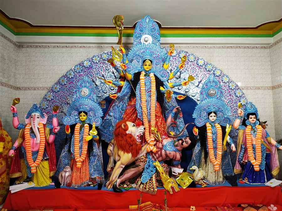 Subachani Durga Puja