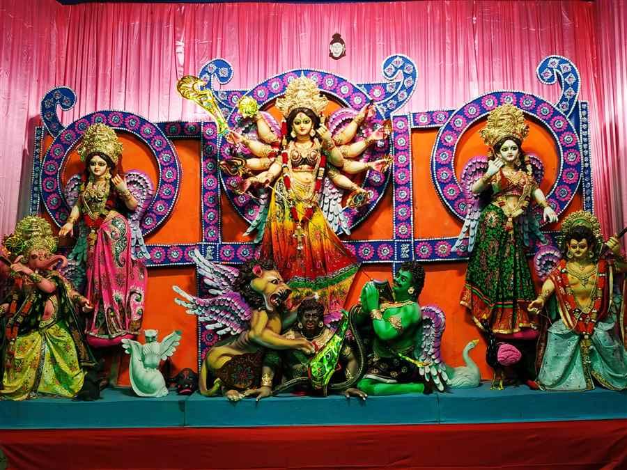 Assam Durga Puja 2019