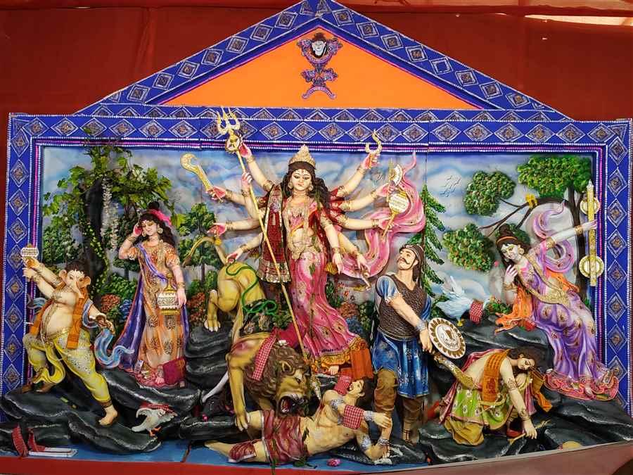 Makum Durga Puja Committee