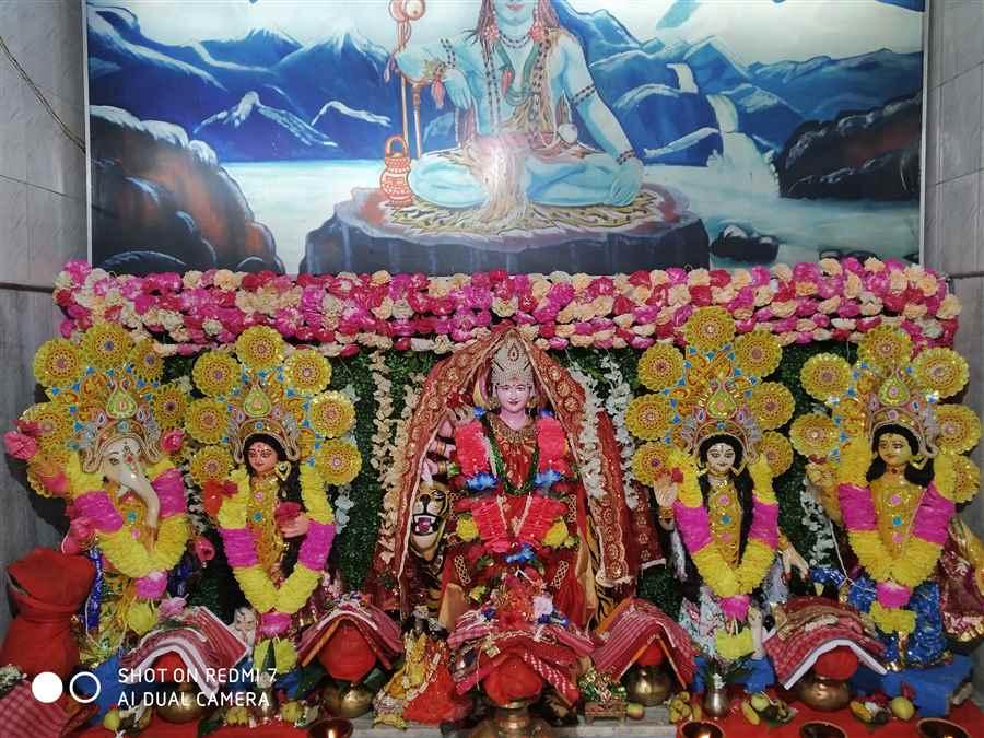 Tinsukia Durga Puja