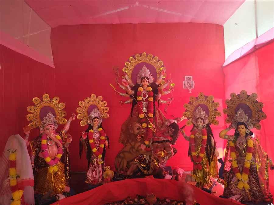 Puja in Assam