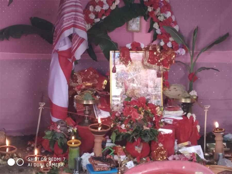 Tinsukia Durga Puja 2020
