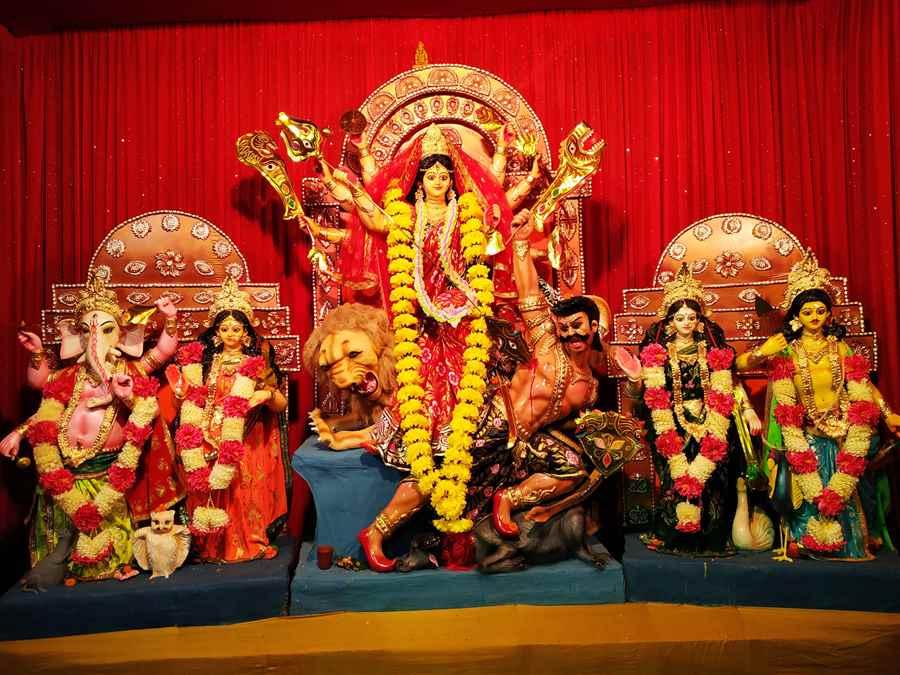 Puja Samiti in Assam