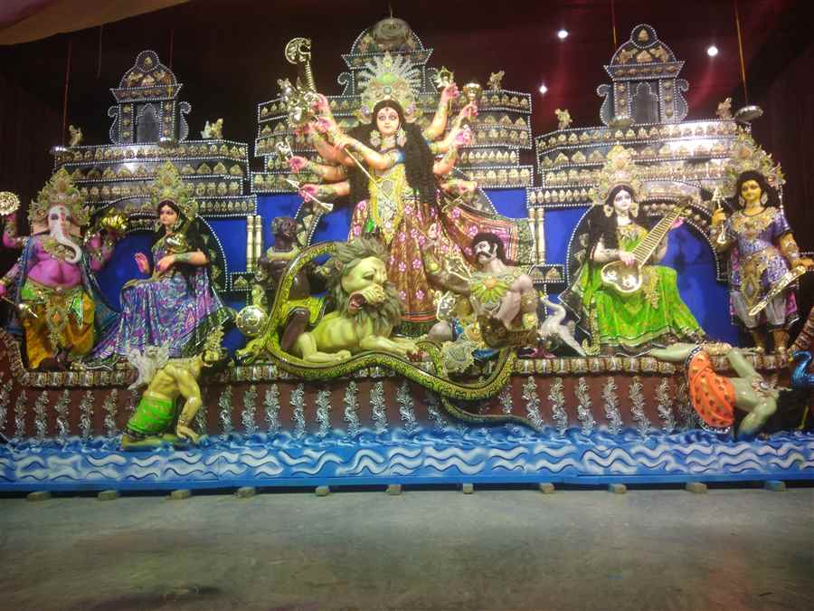 Shree Marwadi Durga Puja