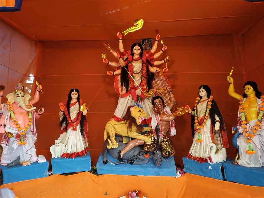 Sarbajanin Durga Puja