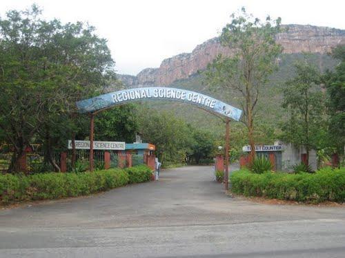 Places in Tirupati