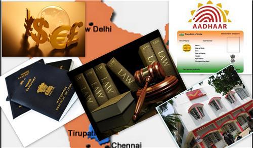 Services in Tirupati