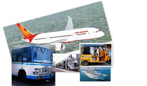 Transport in Tirupati