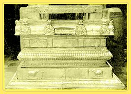 Inside Venkateshwara Temple
