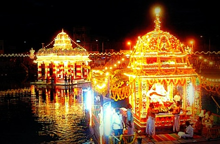 Float Festival Tiruchanoor