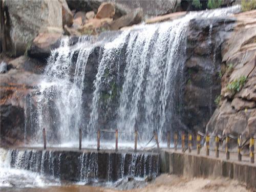 Waterfalls in Tirupur