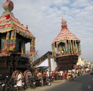Avinashi Temple Car