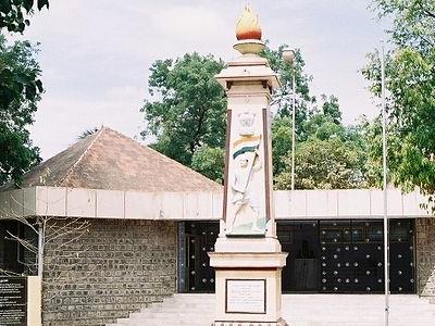 Monument in Tirupur