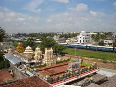 About Tirupur