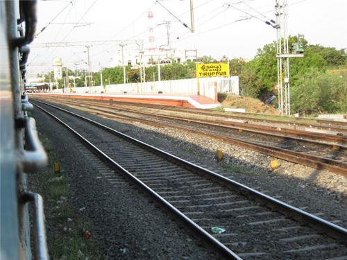 Tirupur Railway Station
