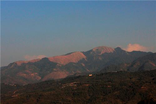 Shirui Kashung Peak