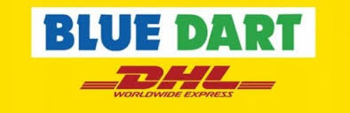 Blue Dart Courier Service in Unnao