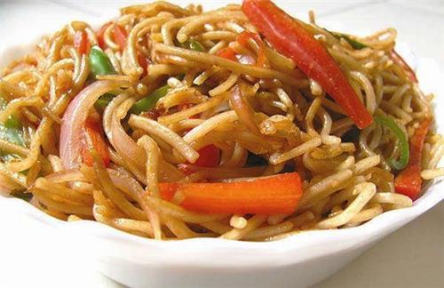 Lavishing Chinese Food Available in Vadodara