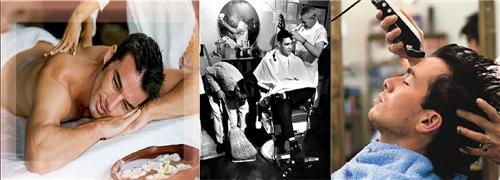 Beauty Parlour for men