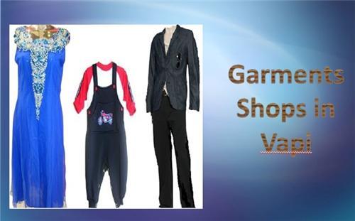 Vapi Garment Shops