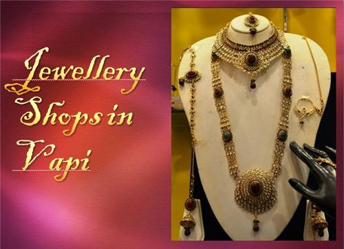 Jewelers in Vapi